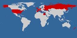 worldmap of Biosuplar